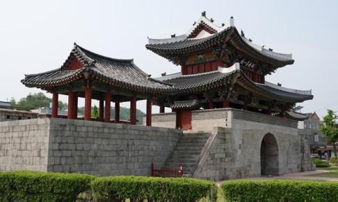 Jeonju - Pugnammun Gate