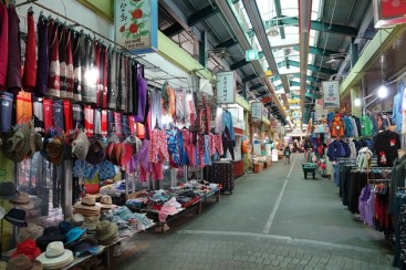 Jeonju - Nambu Market