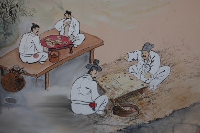 Jeonju - Village Hanok