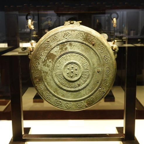 Séoul - Musée national de Corée