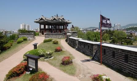 Suwon - Forteresse Hwaseong