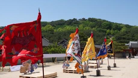 Suwon - Palais Hwaseong Haenggung