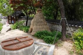 Séoul - Namsangol Hanok village