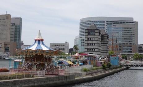 Yokohama - Minato Murai 21 - Manèges pour enfants