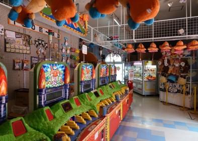 Yokohama - Minato Murai 21 - Attraction foraine, jeux