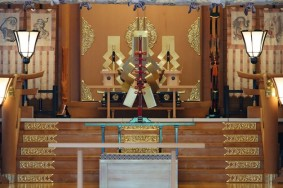 Yokohama - Temple Honmoku