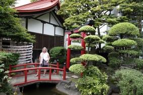 Yokohama - Un dernier temple pour la route !