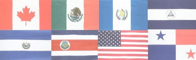 Et c'est reparti pour… un tour des Amériques nord et centre!