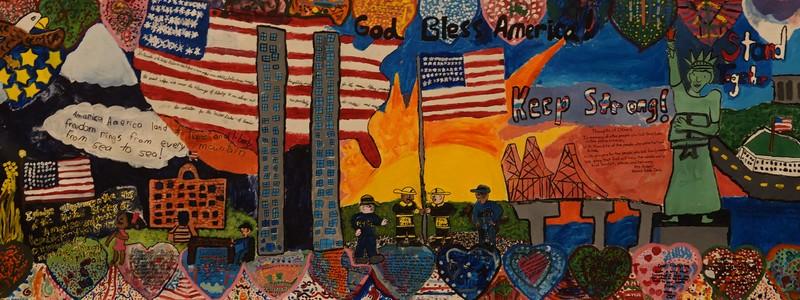 Retour sur les attentats du 11 septembre 2001 au mémorial et au musée9/11