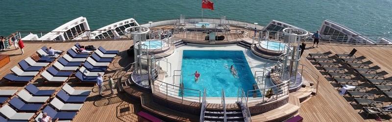 Transatlantique : une semaine à bord du Queen Mary2