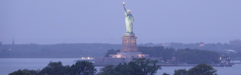 Arrivée à New York, au petitmatin…