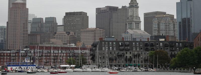 Boston, le long du FreedomTrail