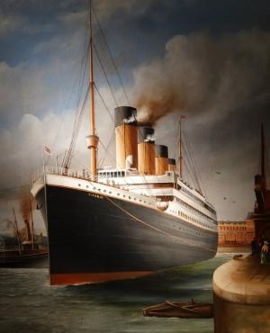 Southampton - Sea City Museum - Expo sur le Titanic