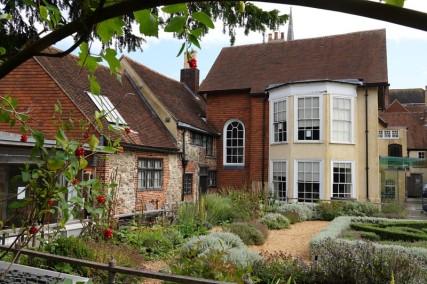 Southampton - Vieille ville - Tudor House and Garden