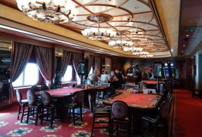 Queen Mary 2 - Casino