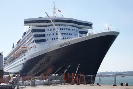 Southampton - Queen Mary 2