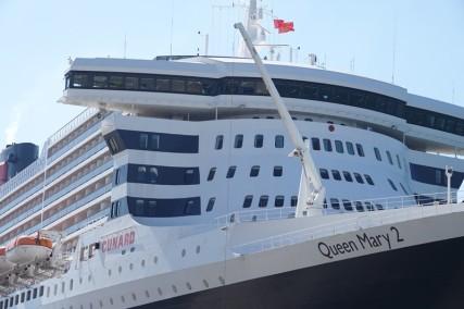 Southampton – Queen Mary 2