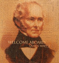 Queen Mary 2 - Samuel Cunard