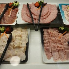 Queen Mary 2 - Restaurant Buffet Kings Court - Petit-déjeuner