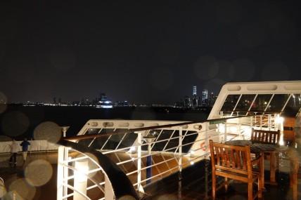 Queen Mary 2 - Arrivée vers New York