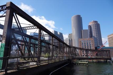 Boston - Sur les quais