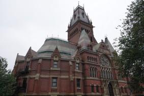 Cambridge - Université de Harvard