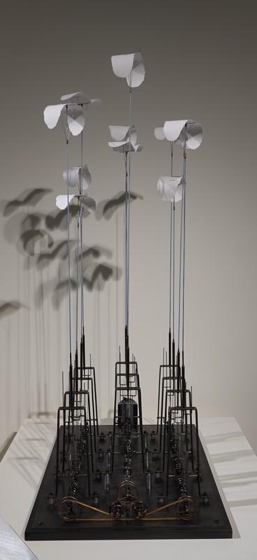 Cambridge - MIT Museum - Expo Arthur Ganson