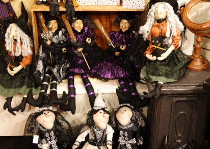 Salem - Witch Museum - Belle boutique !