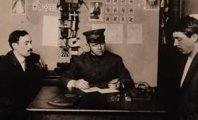 New York - Ellis Island, photo d'archivesNew York - Ellis Island, photo d'archives