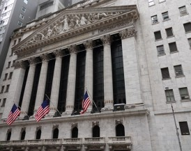 New York - Wall Street - La Bourse