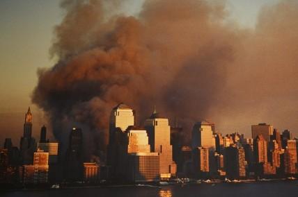 New York - 9/11 Museum - Le 11 septembre 2001, après les attentats