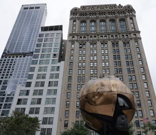 New York - Autour du 9/11 Memorial