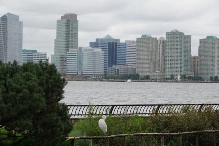New York - Le long de l'Hudson