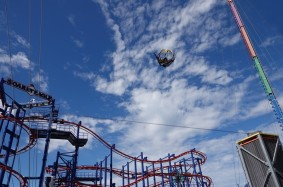 Coney Island - Lunapark - Terrifiant !