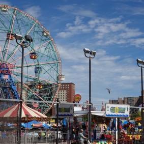 Coney Island - Lunapark