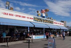 Coney Island - Resto de bord de plage