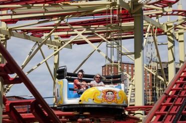 Coney Island - Lunapark - Facile !