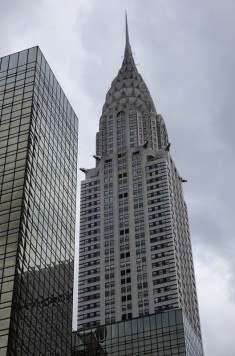 New York -Chrysler Building