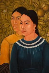 Musée des Beaux-Arts de Boston - Frida Khalo, Dos Mujeres