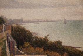 MoMA - Georges Pierre Seurat