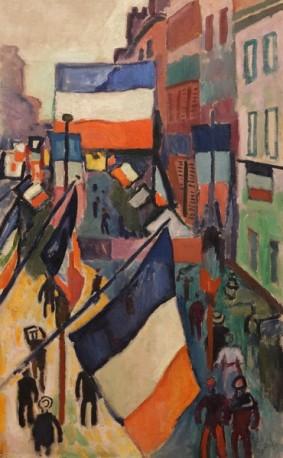 MoMA - Raoul Dufy