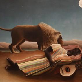 MoMA - Henry Rousseau
