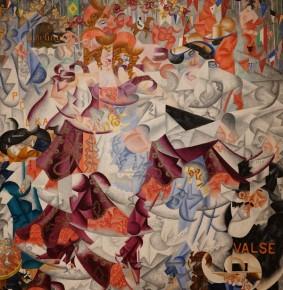 MoMA - Gino Severini