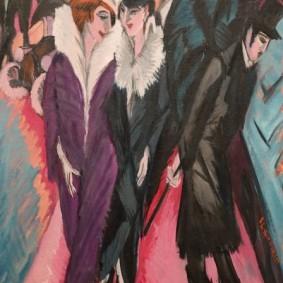 MoMA - Ernst Ludwig Kirchner