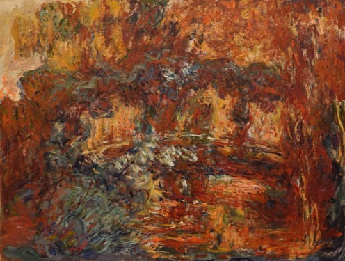 MoMA - Claude Monet
