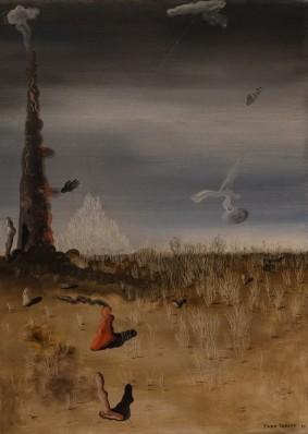 MoMA - Yves Tanguy