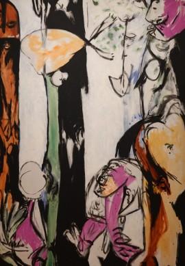 MoMA - Jackson Pollock