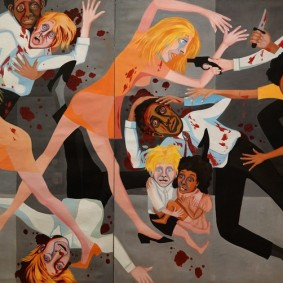 MoMA - Faith Ringgold