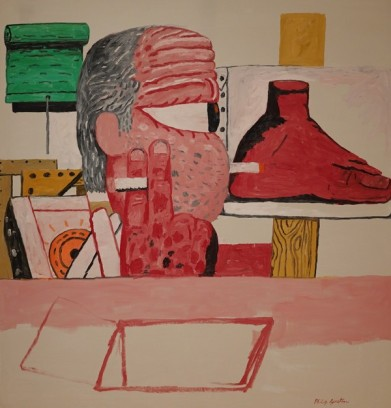 MoMA - Philip Guston