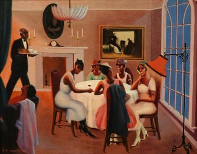 Musée des Beaux-Arts de Boston - Archibald Motley, Cocktails